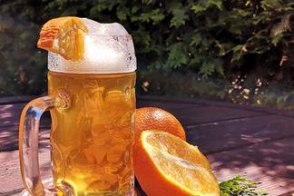 «Кабан в апельсинах». В ресторане-пивоварне «Друзья» выпустили новый сорт пива