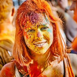 Фестиваль красок «Holi Fest»