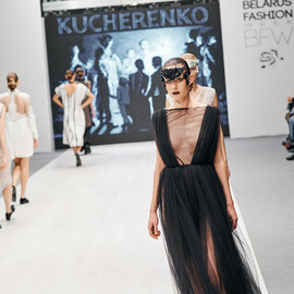 Belarus Fashion Week. Kucherenko