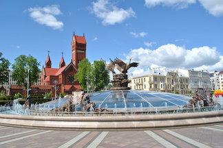 От классического балета до каратэ: когда и как пройдет открытие сезона фонтанов в Минске