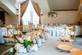Где отметить свадьбу осенью со скидкой до 30%?