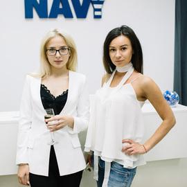 Открытие магазина Navy