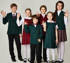 В магазин «Стиляжки» в продажу поступила школьная коллекция одежды