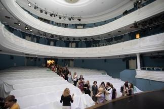 Бесплатные трансляции спектаклей и экскурсии по гримерным: Купаловский театр открывает 100 сезон 3 сентября