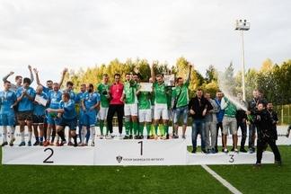 Белорусский бизнес узнает, кто лучший в корпоративном футболе