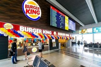 Больше фаст-фуда: открылись KFC в «Столице» и Burger King на вокзале
