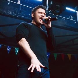 Концерт Алексея Кабанова