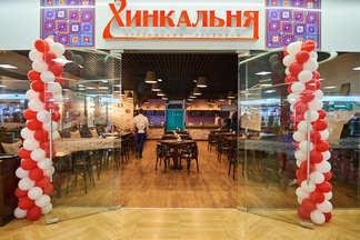 Фотофакт. Ресторатор Алексей Садовой открыл в Минске еще одну «Хинкальню»