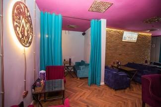 На Могилевской открылась новая «Мята Lounge» с граффити на фасаде и миксом кухонь