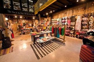 Первый в стране брендовый магазин Quiksilver открывается в минском ТЦ Dana Mall