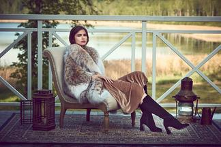 «Эконика» представила новую осенне-зимнюю коллекцию обуви с русскими мотивами