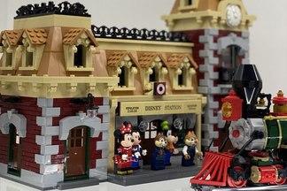 В Минске открылся первый частный музей Lego с рекордным количеством конструктора – 6 тысяч наборов