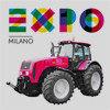 «Экспо-2015»: белорусы пригнали трактор в Милан
