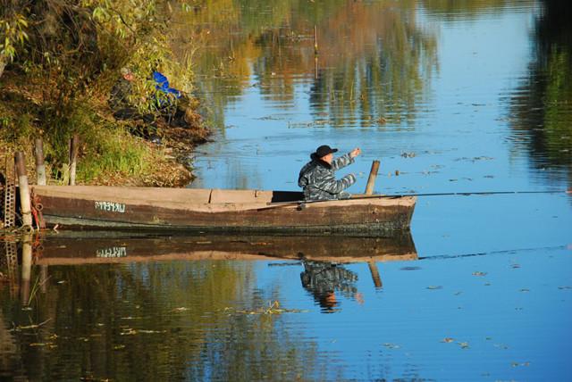 Где порыбачить под Минском. Места для рыбалки в Беларуси