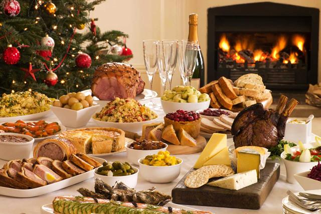 Новогодние горячие блюда 2018 с фото рецепты
