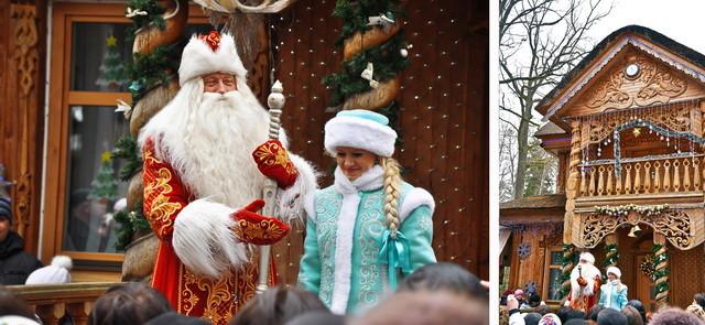 4f7d3e321a03 Резиденция Деда Мороза в Беловежской пуще – адрес и цены, как ...