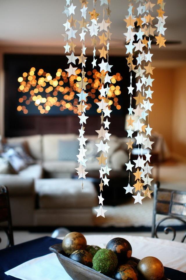 Как сделать красивое новогоднее украшение своими руками