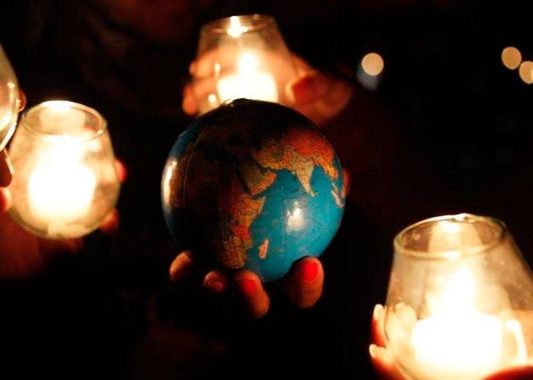 Столичная Соборная мечеть примет участие вакции «Час Земли»