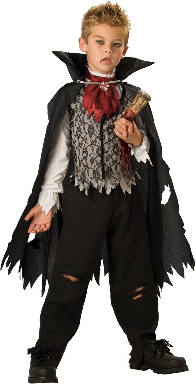Костюм вампира на новый год своими руками