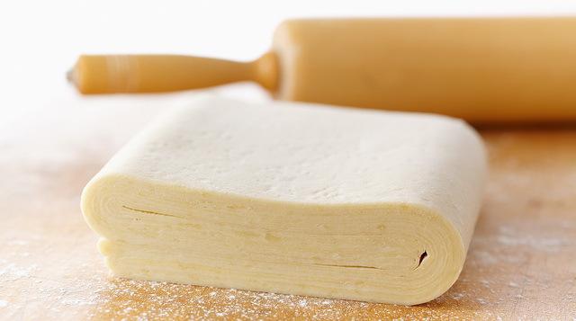 Быстрое слоеное тесто рецепт