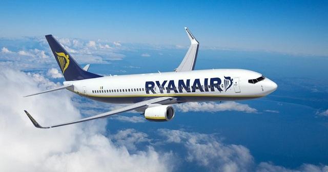 Бюджетный лоукостер Ryanair «заходит» в государство Украину