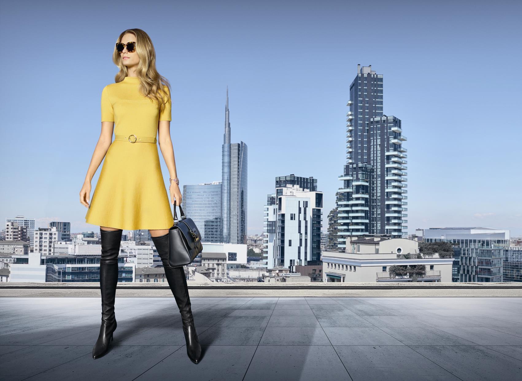 Kate Middleton's most memorable fashion moments as Luisa spagnoli fashion show