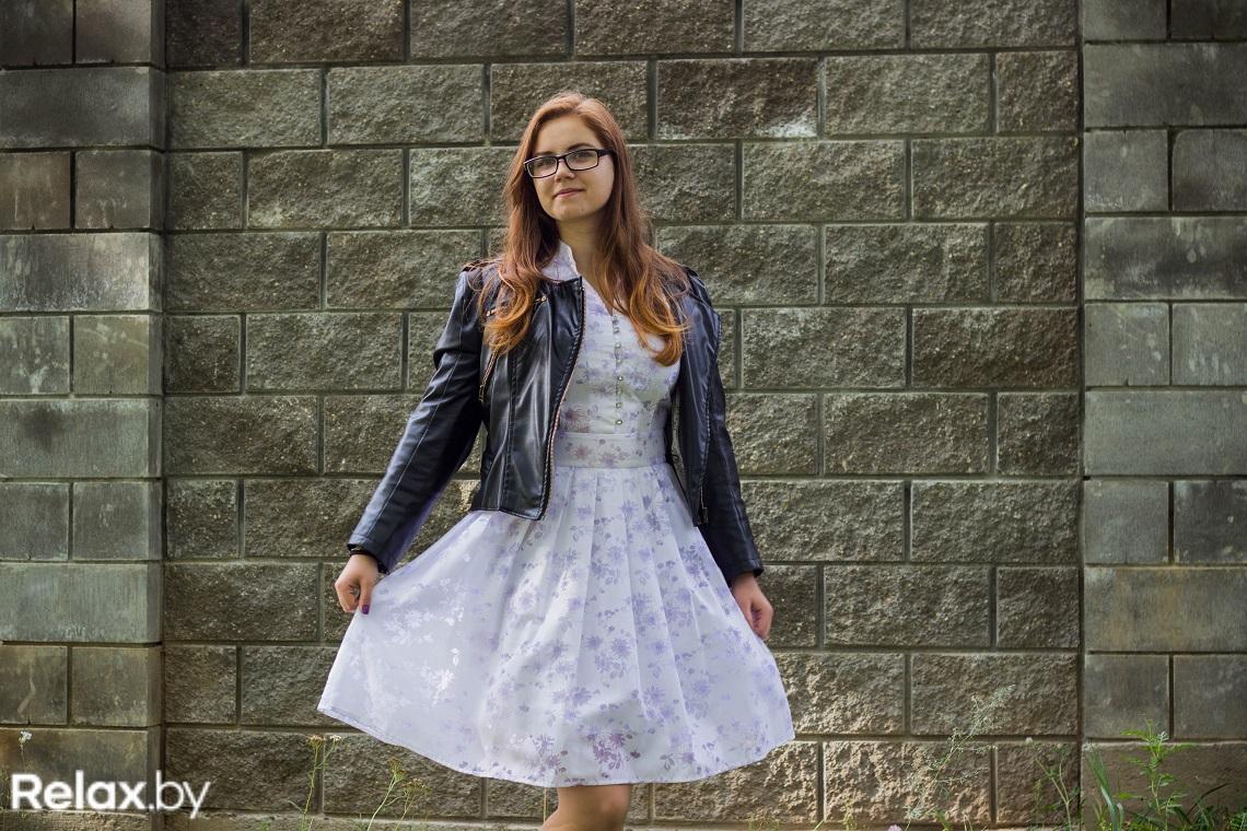 Надену платье белого цвета