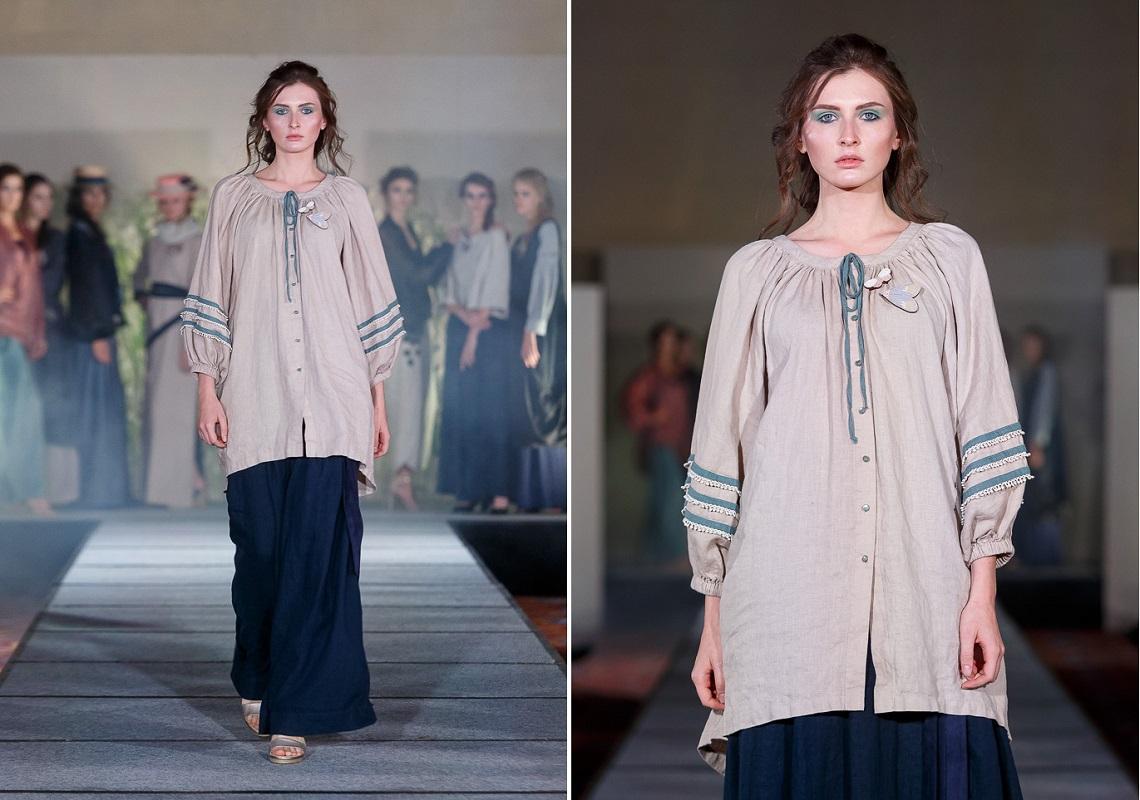 Модная одежда белорусских дизайнеров