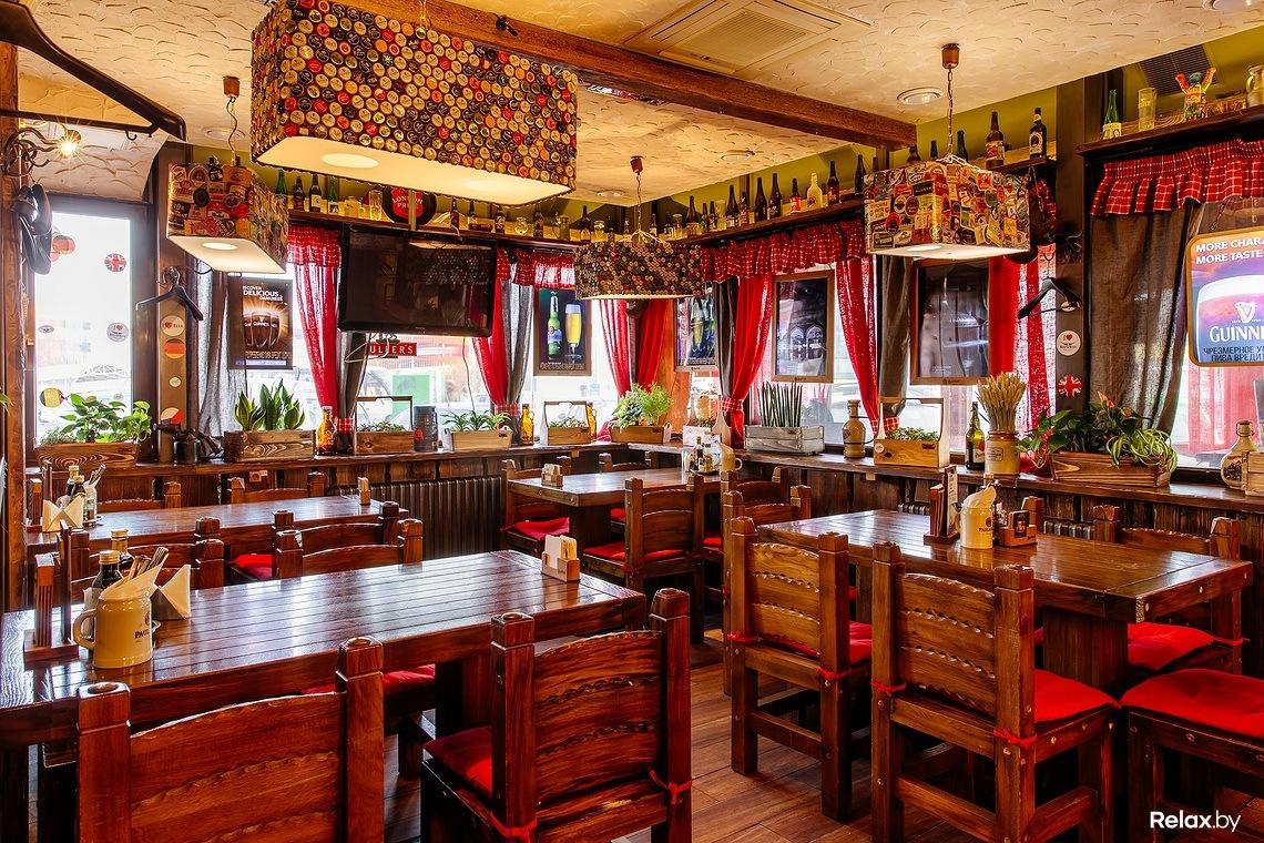 Пивной ресторан Неман в Гродно – меню и цены паба | 760x1140