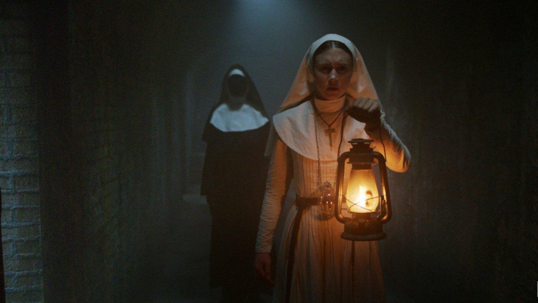 Триллер «Проклятие монахини» возглавил русский кинопрокат