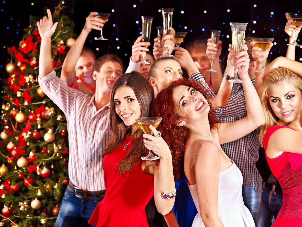 Картинки с новым годом корпоративные, коллектив